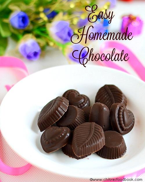 Easy Homemade Chocolates Print This Recipe