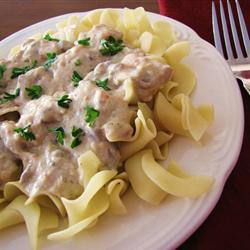 Foodista Recipes Cooking Tips And Food News Crock Pot Chicken Stroganoff