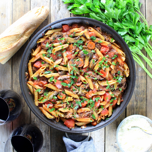 Barbecue Pork And Penne Skillet Recipe: Recipes, Cooking Tips, And Food News