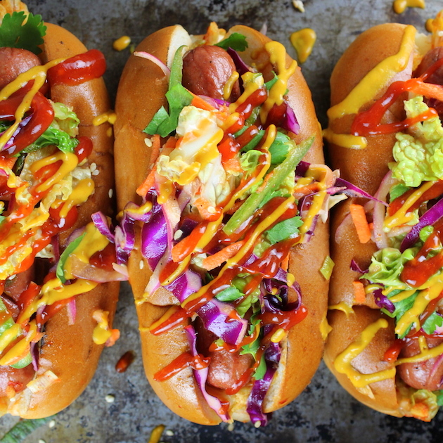 Image Result For Kimchi Dogs