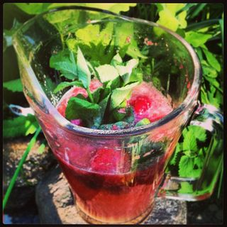 ... Recipes, Cooking Tips, and Food News | Sparkling Strawberry Sangria