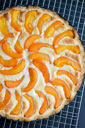 Foodista Recipes Cooking Tips And Food News Apricot Almond Frangipane Tart