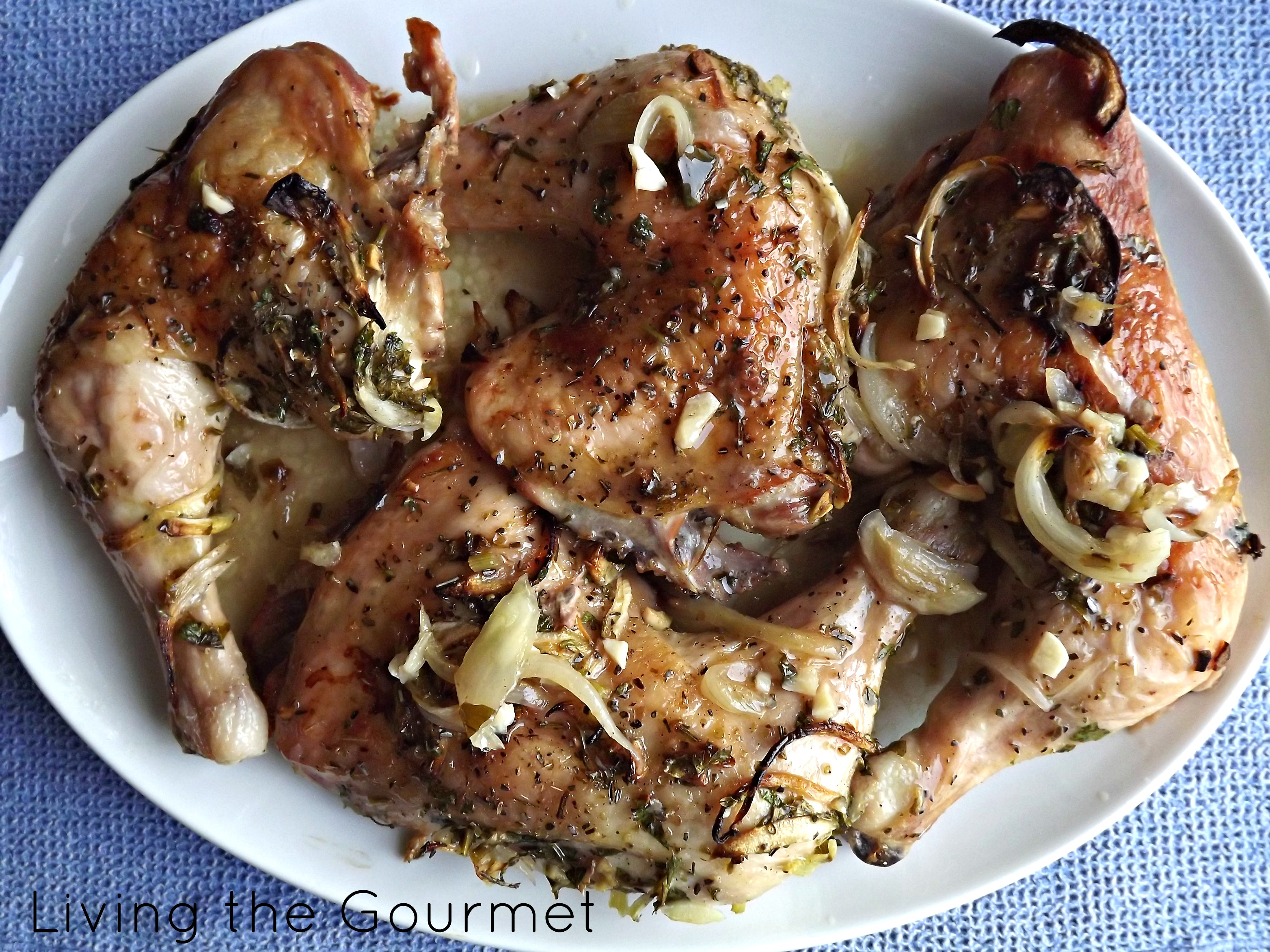 ... Tips, and Food News | Baked Chicken with Citrus and Garlic Marinade