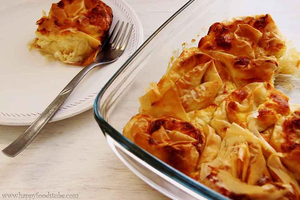 Foodista Recipes Cooking Tips And Food News Banitsa