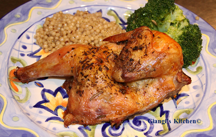 Foodista Recipes Cooking Tips And Food News Roasted Cornish Hen