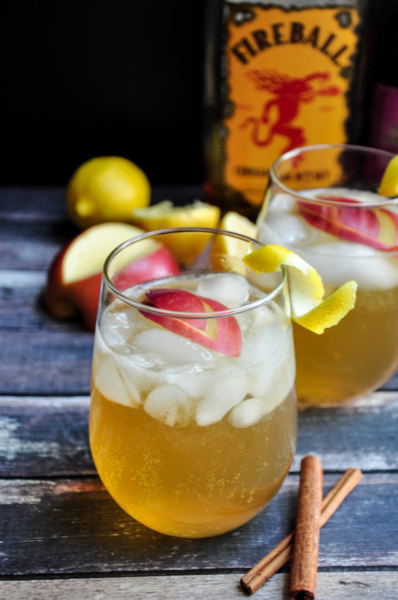 Foodista Recipes Cooking Tips And Food News Fireball Cider