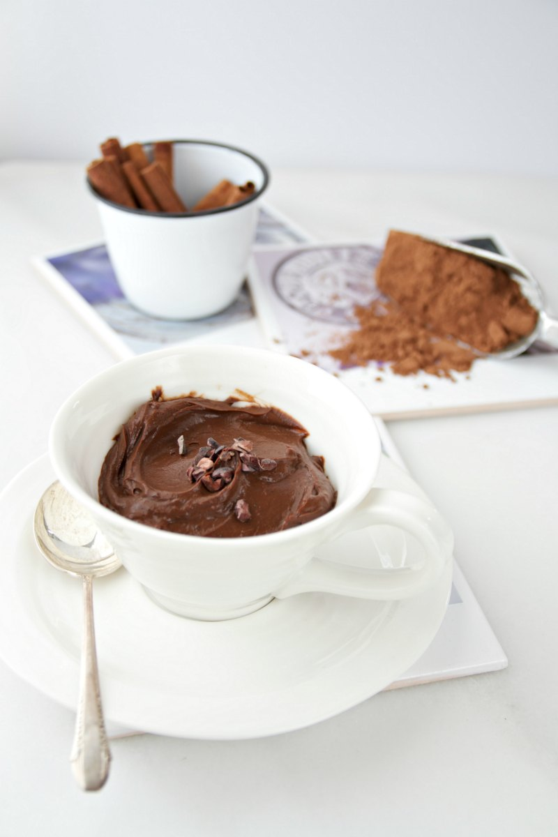 Mexican Chocolate Pudding Cake Recipe