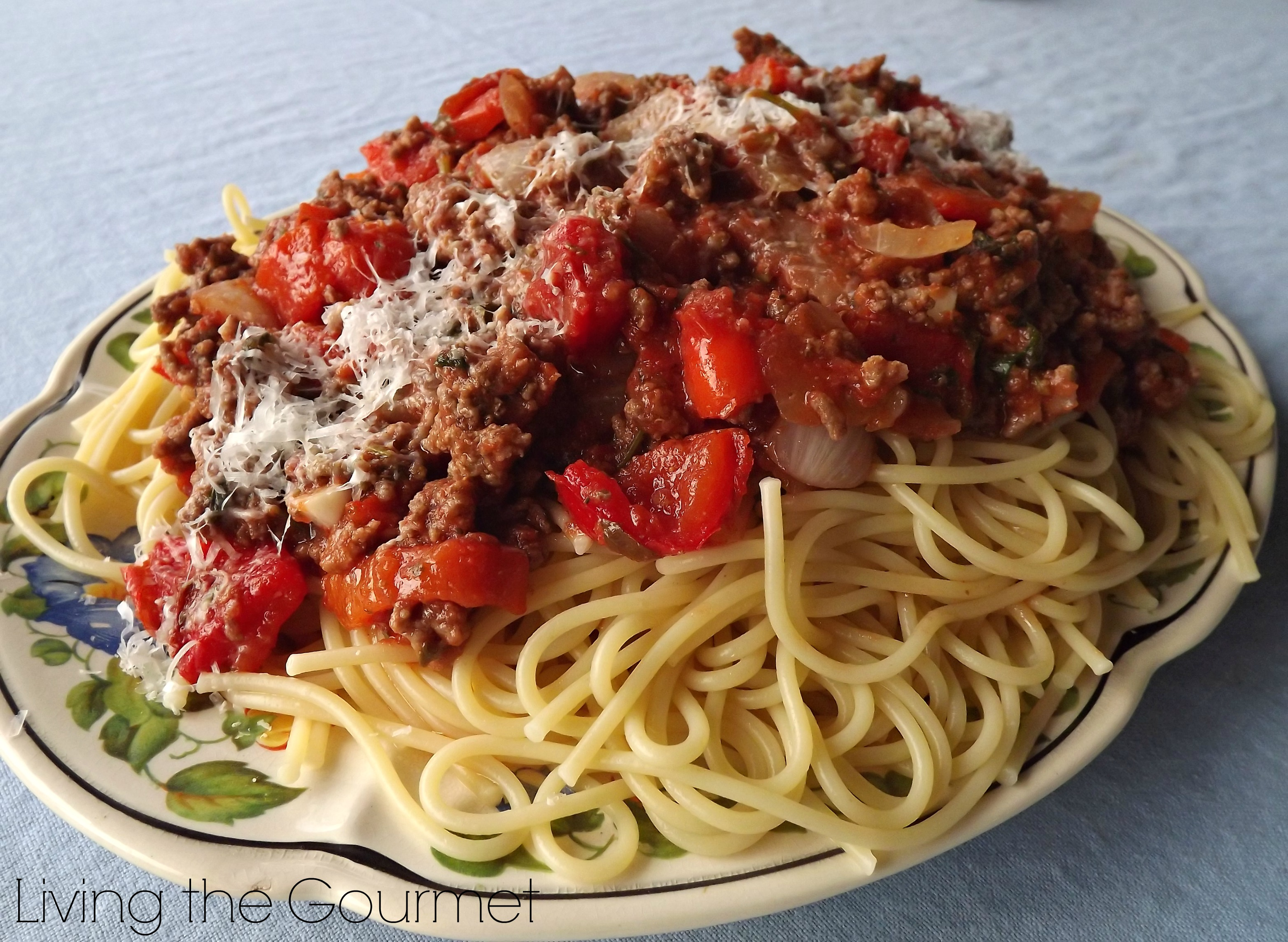 ... | Recipes, Cooking Tips, and Food News | Spaghetti & Meat Sauce