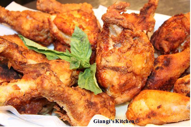 Buttermilk Skillet Fried Chicken