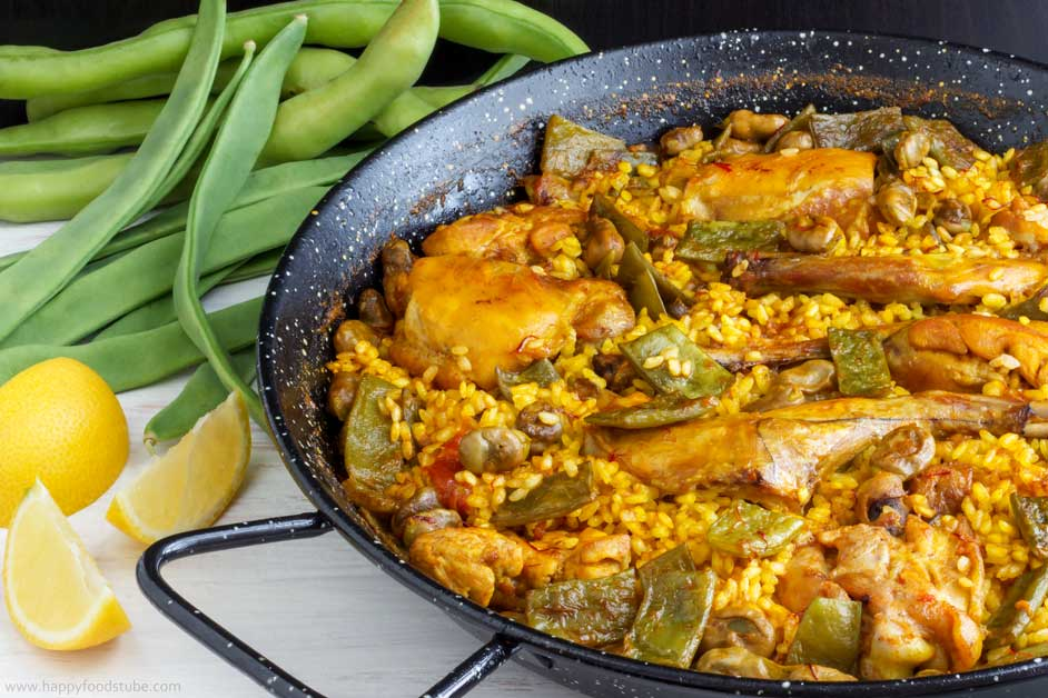 ... Recipes, Cooking Tips, and Food News | Traditional Paella Valenciana