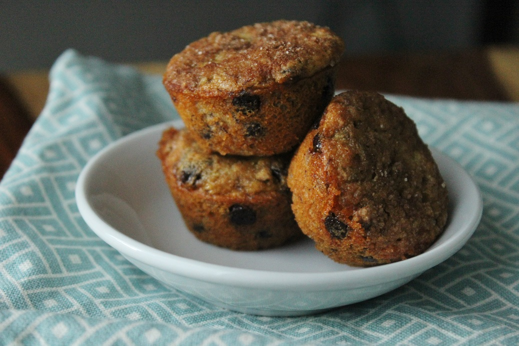 ... Tips, and Food News | Mini Chocolate Chip & Flax Banana Muffins
