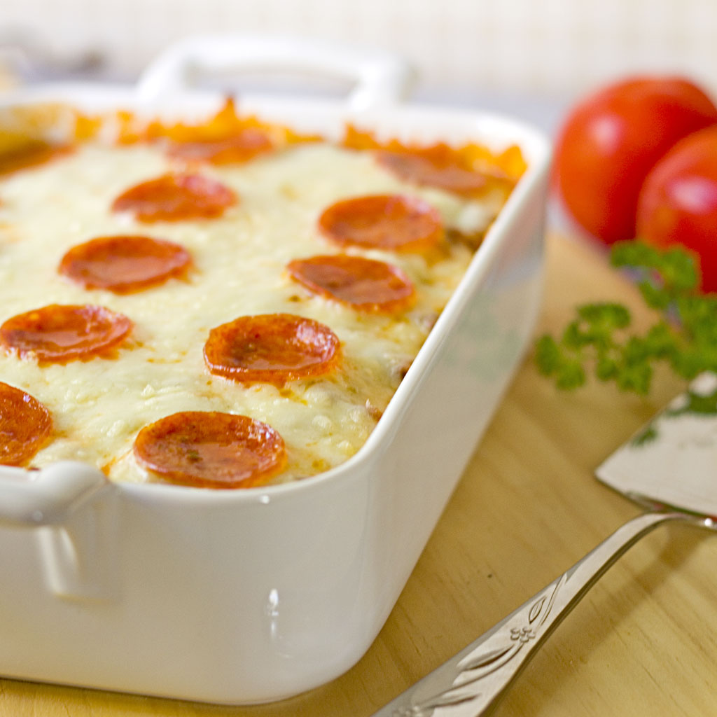 What is an easy casserole recipe?