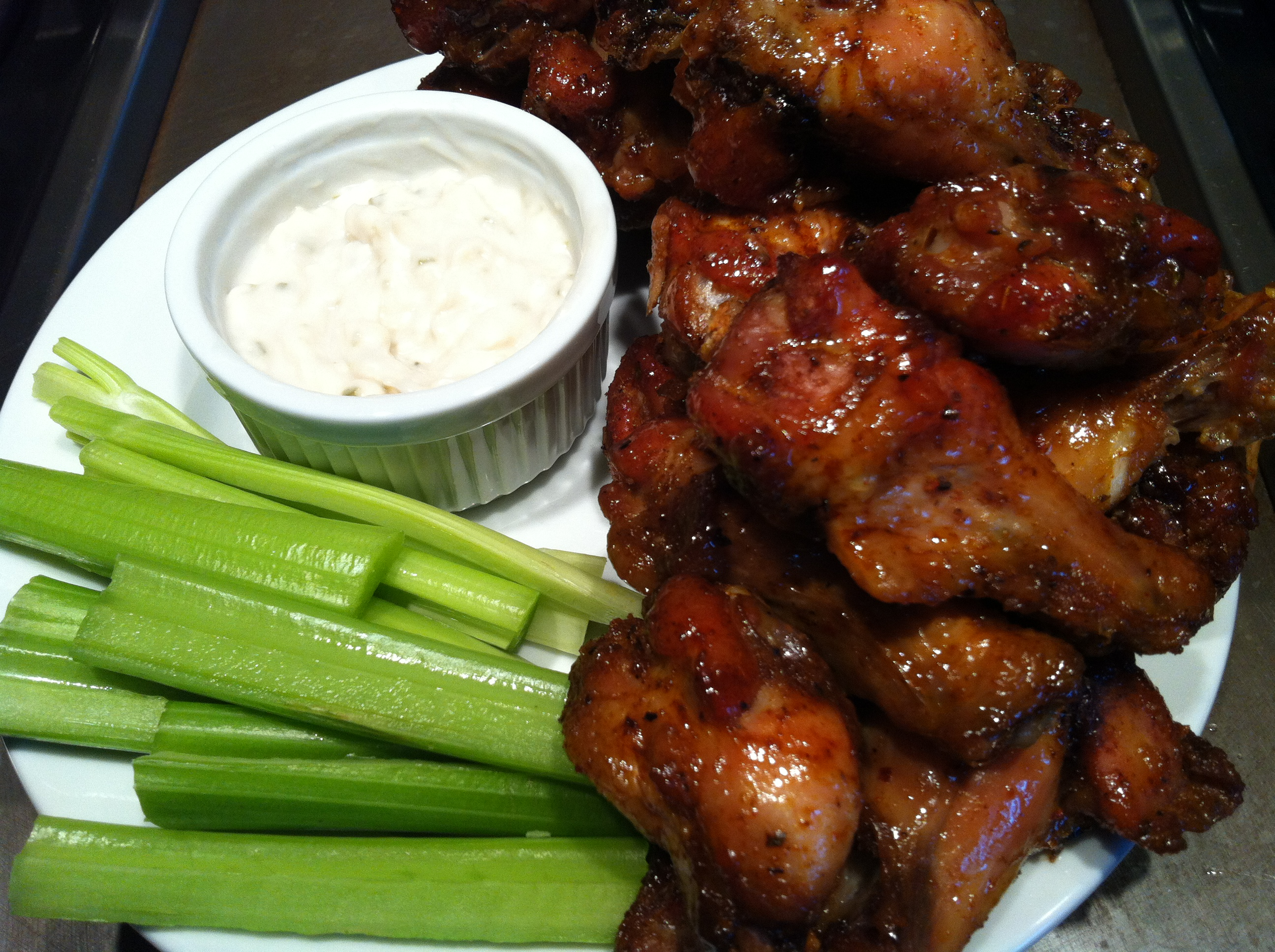 Foodista Recipes Cooking Tips And Food News Chicken Wings