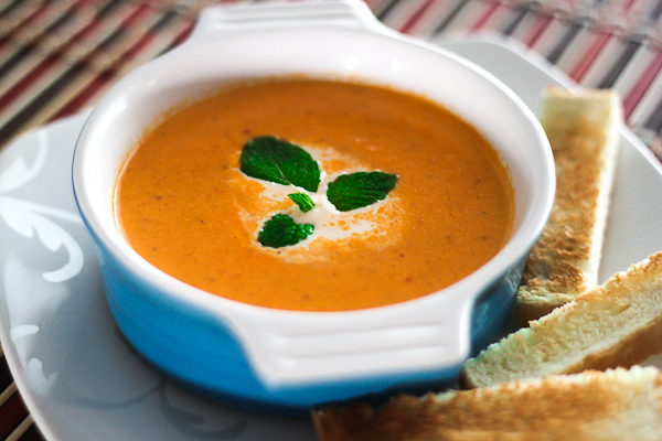 ... | Recipes, Cooking Tips, and Food News | Cream of Tomato Soup Recipe