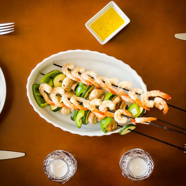 Foodista Recipes Cooking Tips And Food News Lemon Garlic Baked Shrimp Recipe Paleo Keto