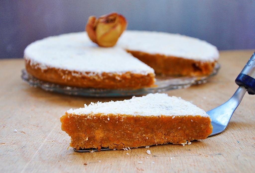 Pumpkin Cake Rice Cooker Recipe