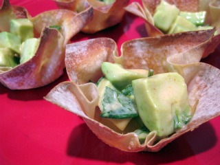 avocado cups