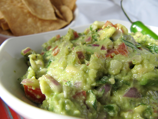 ... Recipes, Cooking Tips, and Food News | Spicy Seasoned Loaded Guacamole