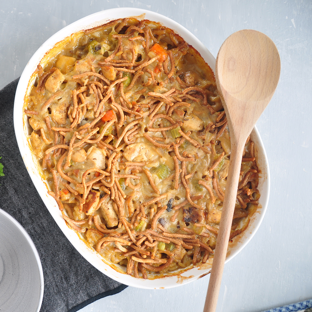 Foodista recipes cooking tips and food news chicken chow mein chicken chow mein hotdish recipe forumfinder Image collections