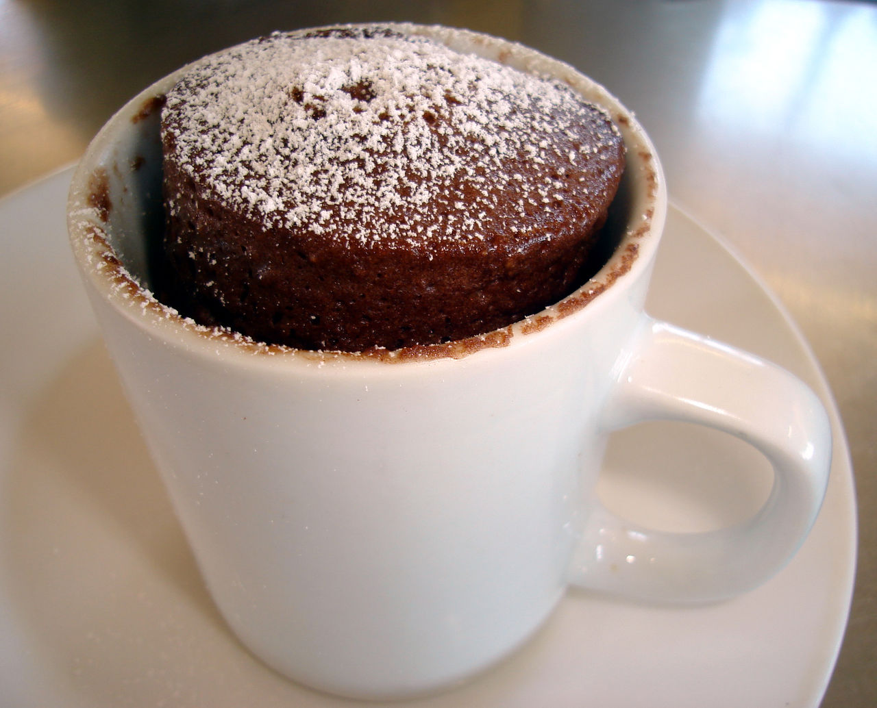 Printable Pictures Of Chocolate Cake : Printable Microwave Chocolate Cake in a Mug Recipe (plus a ...