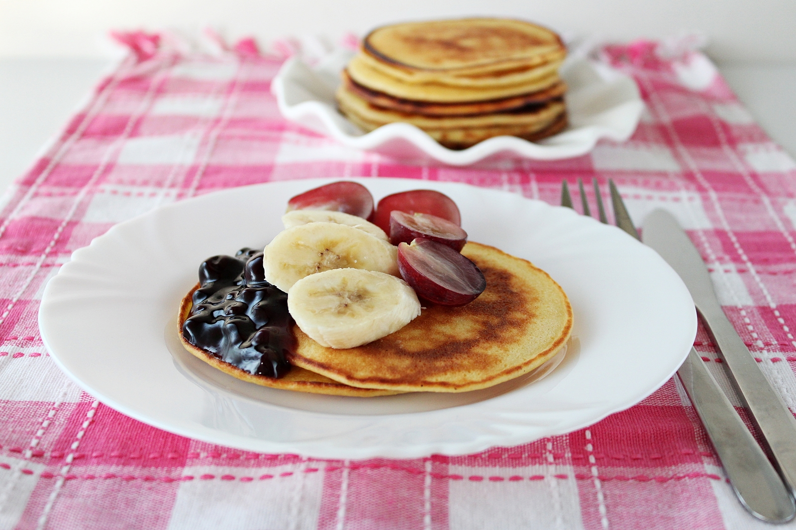 Foodista recipes cooking tips and food news pancakes without pancakes without baking powder ccuart Image collections