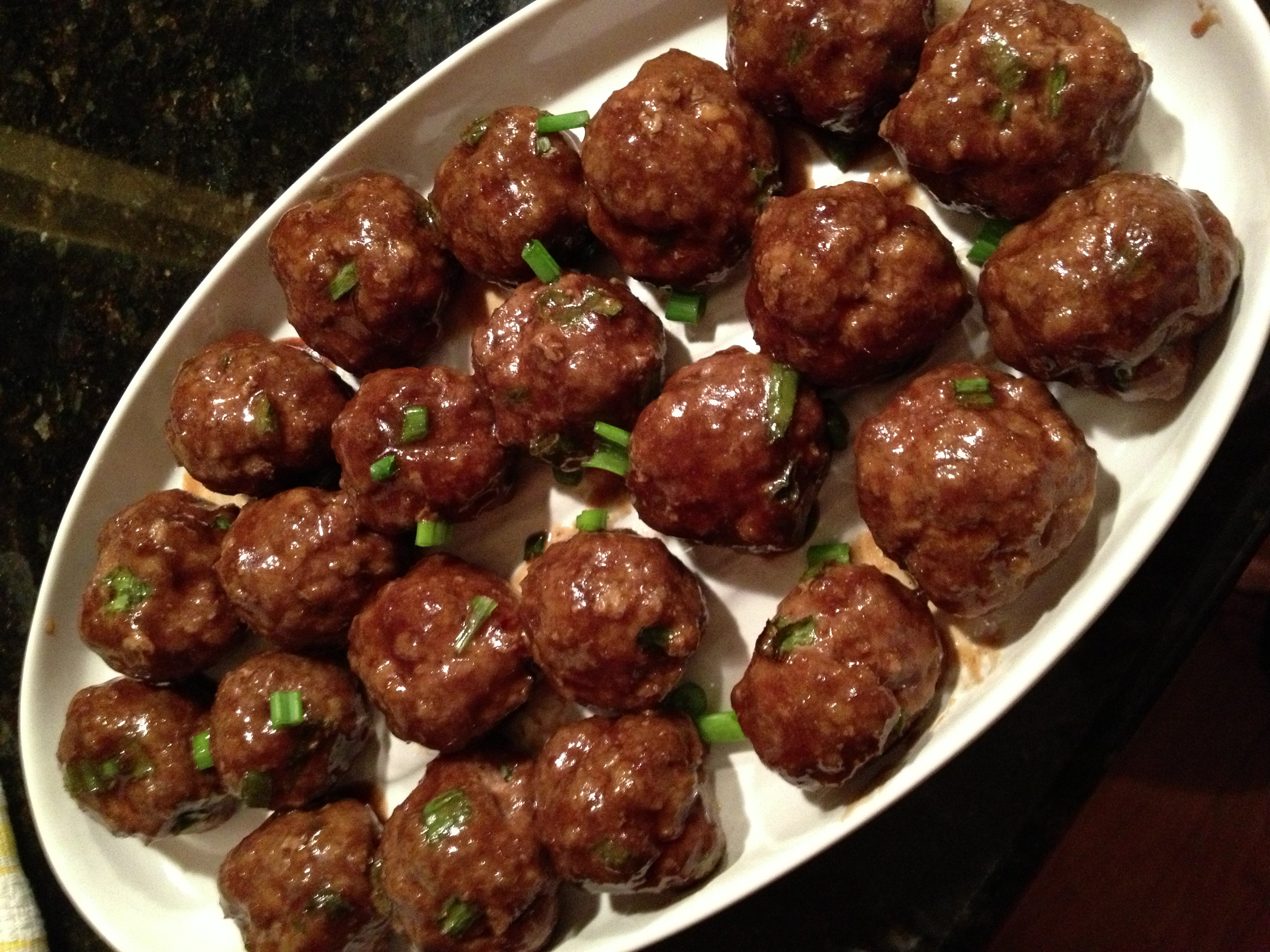 ... | Recipes, Cooking Tips, and Food News | Asian Style Meatballs