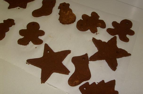 Image of Apple Cinnamon Ornaments, Foodista