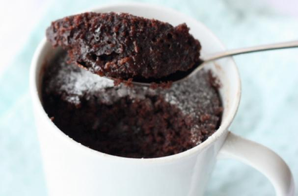 Healthy Microwave Cake Recipes