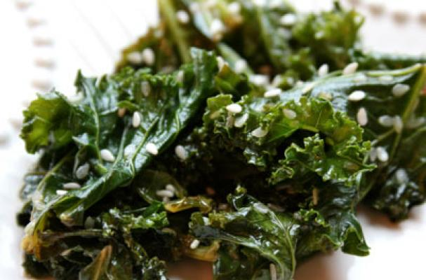 ... Cooking Tips, and Food News | Sesame Kale Salad from Enterprise Farm