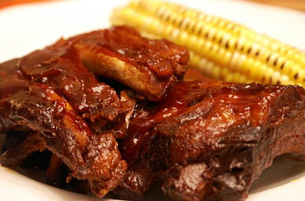 Image of All Day Simple Slow-cooker Fall Off The Bone Ribs!, Foodista