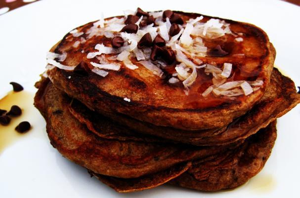 Image of Almond Joy Pancakes, Foodista