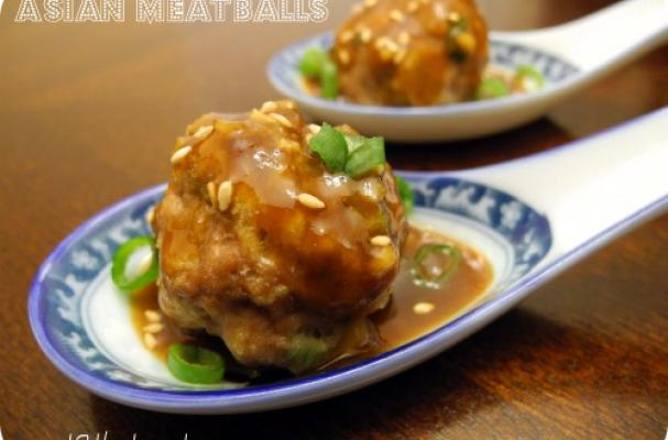 Image of Asian Meatballs, Foodista