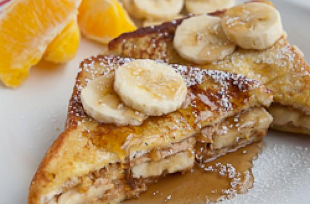... , Cooking Tips, and Food News | Peanut Butter Banana French Toast