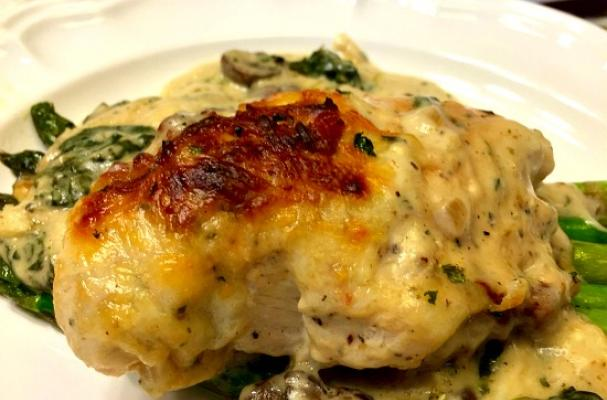 ... Recipes, Cooking Tips, and Food News | Chicken Florentine Casserole