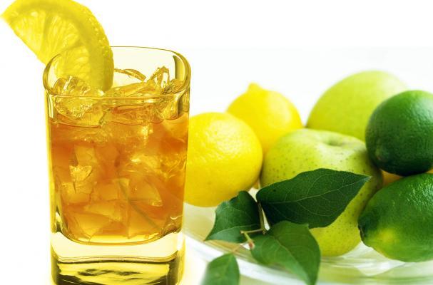 Vegan Iced Lemon Pound Cake Recipe