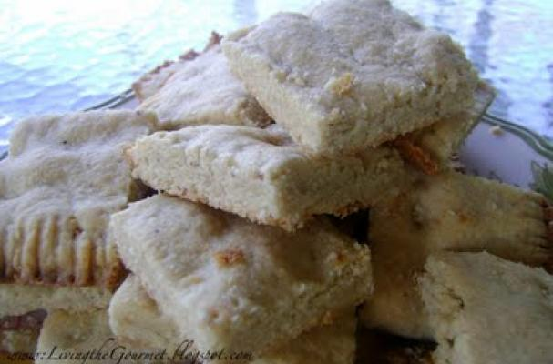 Image of Almond Shortbread Cookies!!!, Foodista