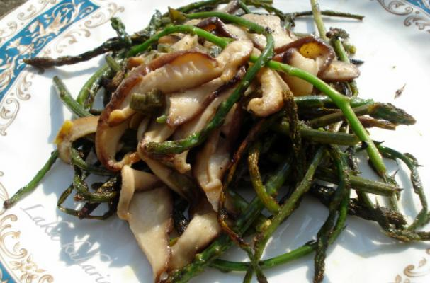 how to clean shiitake mushrooms for cooking