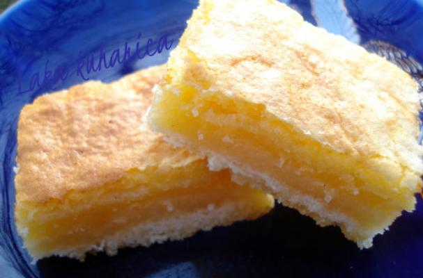 Foodista | Recipes, Cooking Tips, and Food News | Lemon square bars