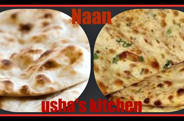 Image of A Basic ' Naan', Foodista