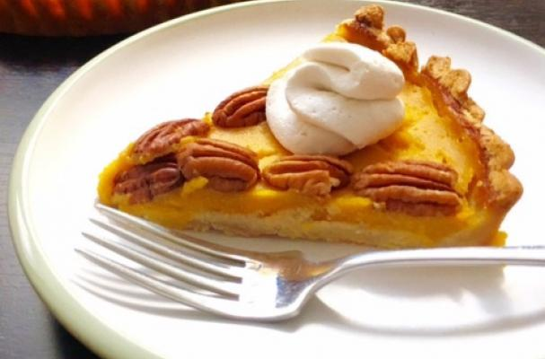 ... | Recipes, Cooking Tips, and Food News | Paleo Pumpkin and Pecan Pie