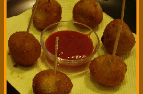 Image of American Corn Cheese Balls . . ., Foodista