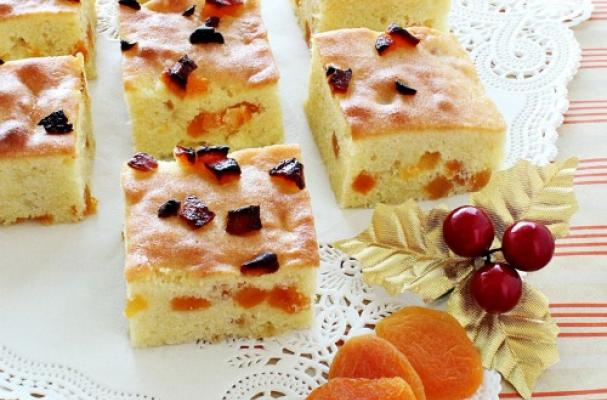 Image of Apricot Slice, Foodista