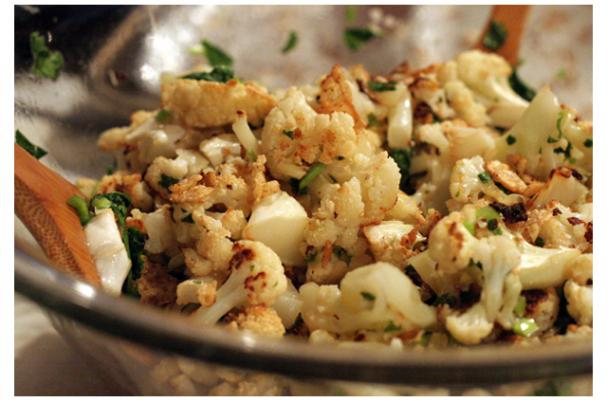 ... | Recipes, Cooking Tips, and Food News | Cumin Roasted Cauliflower