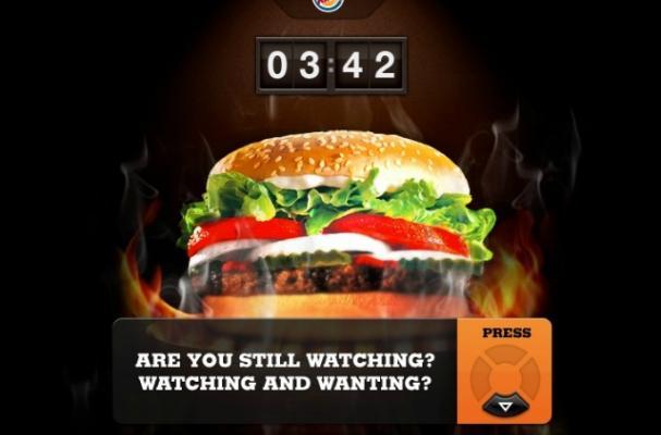 Burger King Whopperlust