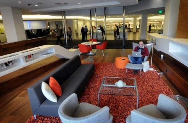 Steelcase's Third Workplace