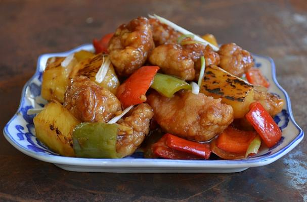 Foodista | Chinese Takeout-Style Sweet and Sour Pork