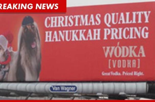 Wodka Vodka Billboard