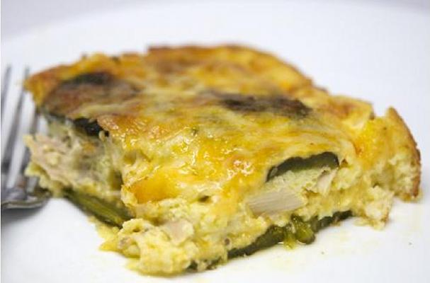 Chicken Chile Relleno Casserole
