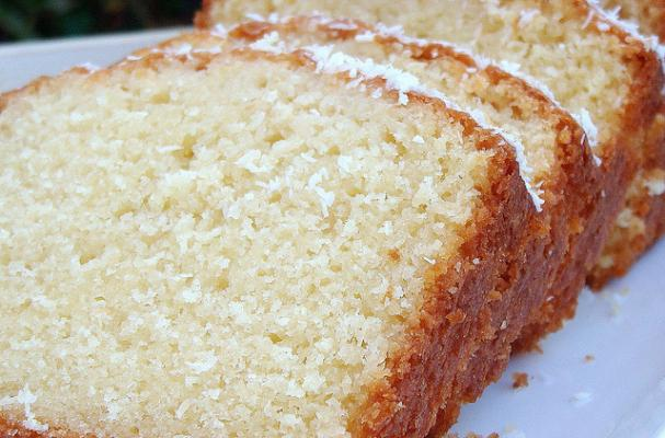 Moist Delicious Pound Cake Recipe