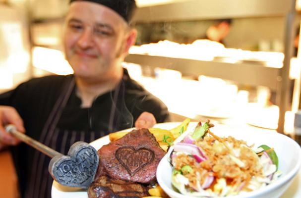 Beefeater Grill Branded Rump Steak leap year day